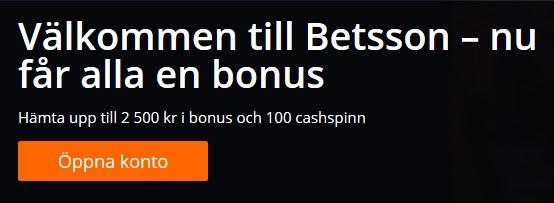 Kampanjkoder 2019 på casino och odds